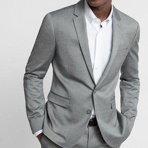 EXRESS Photography suit coat 38R